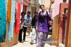 Yash, Meghana Raj in Kannada Movie Raja Huli