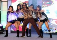 Choreographer Ferozz Khan at announcement of Zee TV reality show Dance India Dance season 4
