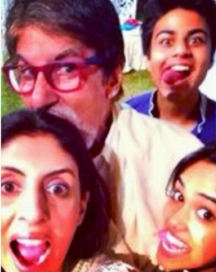Aaradhya Bachchan's birthday bash 2013