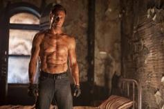 Aaron Eckhart still from film I Frankenstein