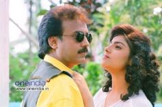 Abhijith and Archana in Kannada Movie CBI Sathya