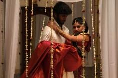 Actor Kathir and Actress Oviya Photos