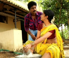 Actor Ravikumar, Actress Pavithra New Stills