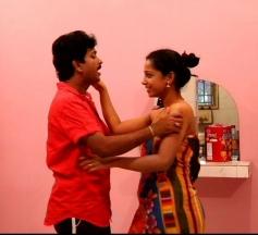Actor Ravikumar, Actress Pavithra Photos