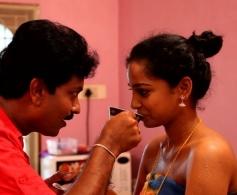 Actor Ravikumar, Actress Pavithra Stills