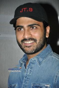 Actor Sharwanand at Satya 2 Press Meet