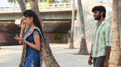Actress Oviya and Actor Kathir