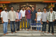 Allari Naresh New film Launch