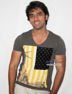 Anees Tejeswar at Coffee with my Wife Film Press Meet