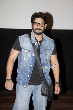 Arshad Warsi at Dedh Ishqiya theatrical trailer launch