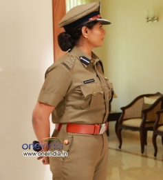 Asha Sharath in Malayalam Film Drishyam