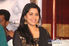 Anushree at Benkipatna Film Press Meet