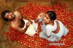 Beyon and Vinutha Lal in Malayalam Movie Parankimala