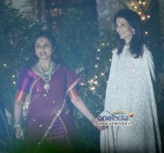 Celebs at Aditya Chopra Diwali Bash 2013