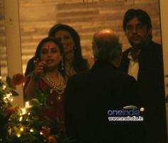 Celebs arrive at Aditya Chopra Diwali Bash 2013