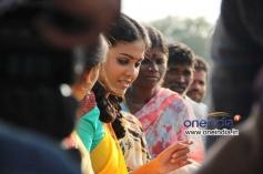Chandini still from Kalicharan Movie