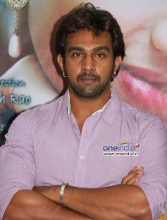 Chiranjeevi Sarja at Ayya 2 Film Press Meet