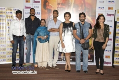 Dedh Ishqiya theatrical trailer launch
