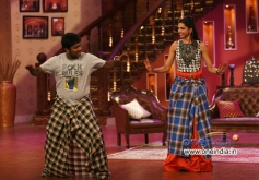 Deepika Padukone danced for the Lungi number from Chennai Express