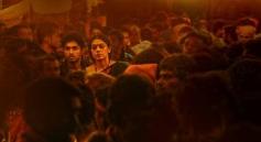 Dhyan Sreenivasan, Shobana in Malayalam Movie Thira