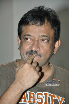 Director Ram Gopal Varma at Satya 2 Press Meet