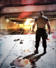 Dwayne Johnson Is the Cavalry in New Fast & Furious 7 Set Photo