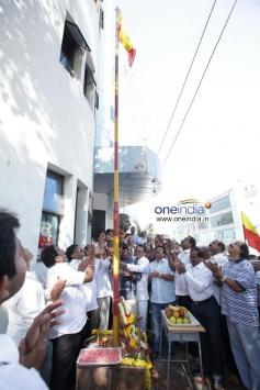 Film Chamber Celebrates Karnataka Rajyotsava