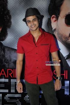 Gaurav Dagaonkar at French Kiss music album