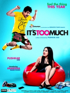Huff! - It's Too Much poster