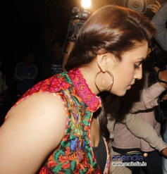 Huma Qureshi at the Finding Fanny Fernandez completion party