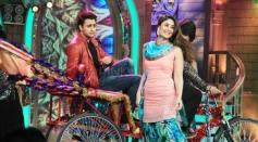Imran Khan and Kareena Kapoor promotes GTPM film on the sets of Bigg Boss 7