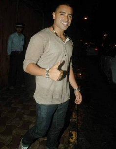 Jay Sean during his private dinner party at Aurus