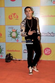 Jay Sean at Nickelodeon Kids Choice Awards 2013