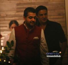 Jimmy Shergill at Aditya Chopra Diwali Bash 2013