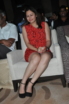 Jwala Gutta at Crescent Cricket Cup Trophy Launch
