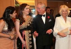 Kajol conversation with Prince Charles and Camilla