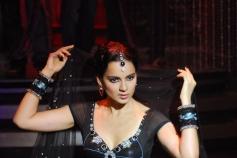 Kangna Ranaut still from film Rajjo song