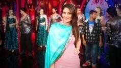 Kareena Kapoor on the sets of Bigg Boss 7