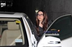 Karishma Kapoor at Gori Tere Pyaar Mein Special Screening
