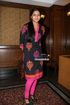 Lakshmi Menon at Pandiya Nadu Success Meet