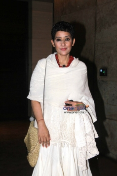 Manisha Koirala at Special screening of film Ram Leela