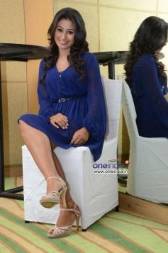 Manjula Rathod at Green Signal Press Meet
