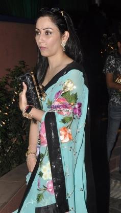 Manyata Dutt at Sachiin Joshi & Urvashi Sharma's Diwali Bash 2013