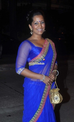 Meghna Naidu at Ekta Kapoor's Diwali Bash 2013