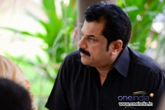Mukesh in Malayalam Movie Mannar Mathai Speaking 2