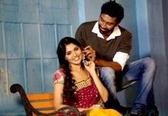 Muktha and Yogesh in Kannada Film Darling