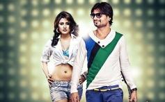 Namratha Sharma and Prashanth Aigal in Kannada Movie Vishesha