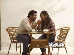Nithya Menon and Krish J. Sathar still from Malini 22