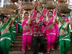 Paras Arora still from film Rajjo