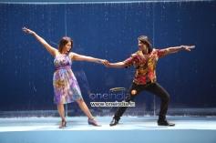 Parul Yadav and Duniya Vijay in Kannada Movie Shivajinagara
